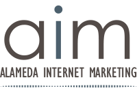 Alameda Internet Marketing Logo